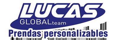 Lucas Prendas Personalizables